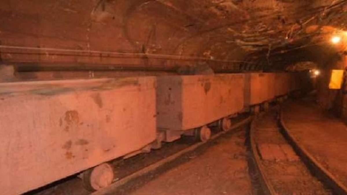 """На шахте """"Эксплуатационная"""" в Запорожье произошел обвал, погиб человек"""