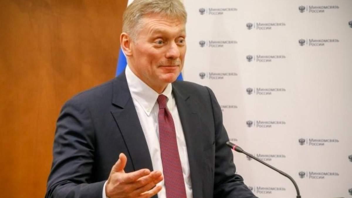 В Кремле ответили на предостережения Трампа по Сирии