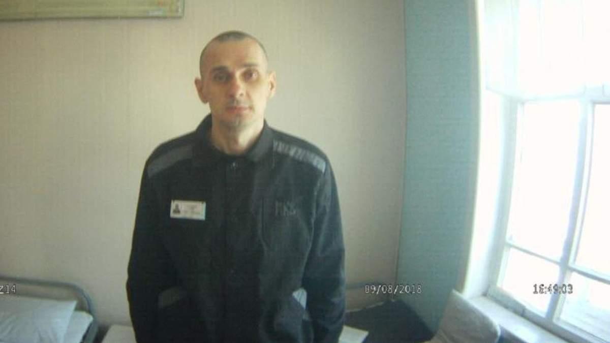 Олег Сенцов написав нового листа із в'язниці