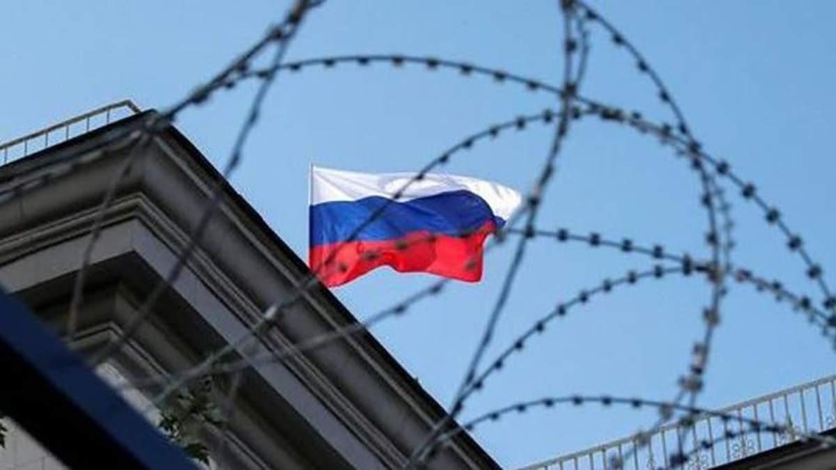 Великобританія буде домагатися розширення санкцій проти Росії