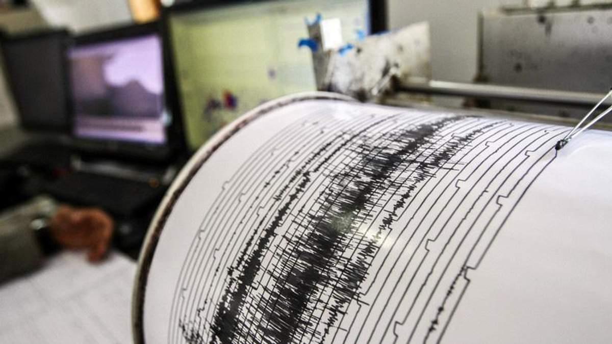 Японію сколихнув землетрус