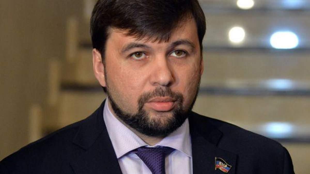 Пророссийские боевики назначили Пушилина на замену Захарченко