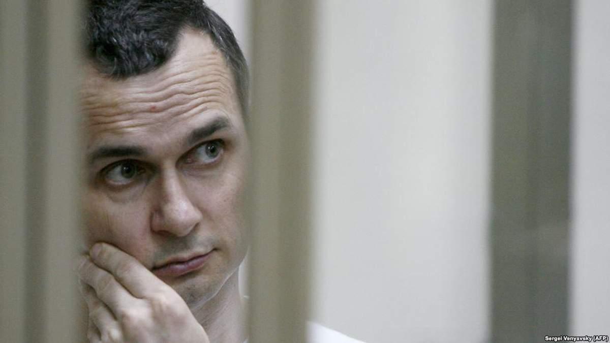 Сенцов отказался от госпитализации: документ