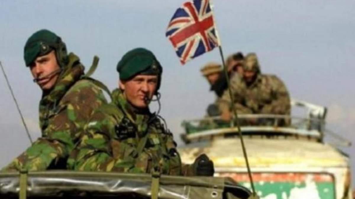 Российская угроза: несмотря на Brexit, Великобритания передумала выводить войска из Европы