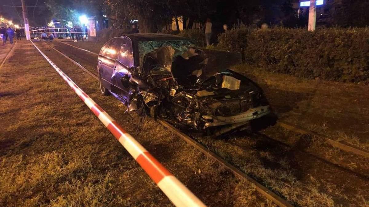 ДТП в Одессе - информация о жертвах аварии и пострадавших