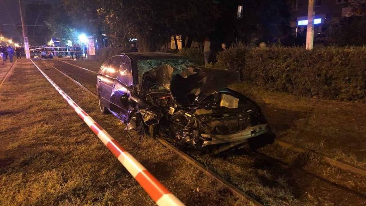 Аварія на Фонтані, Одеса