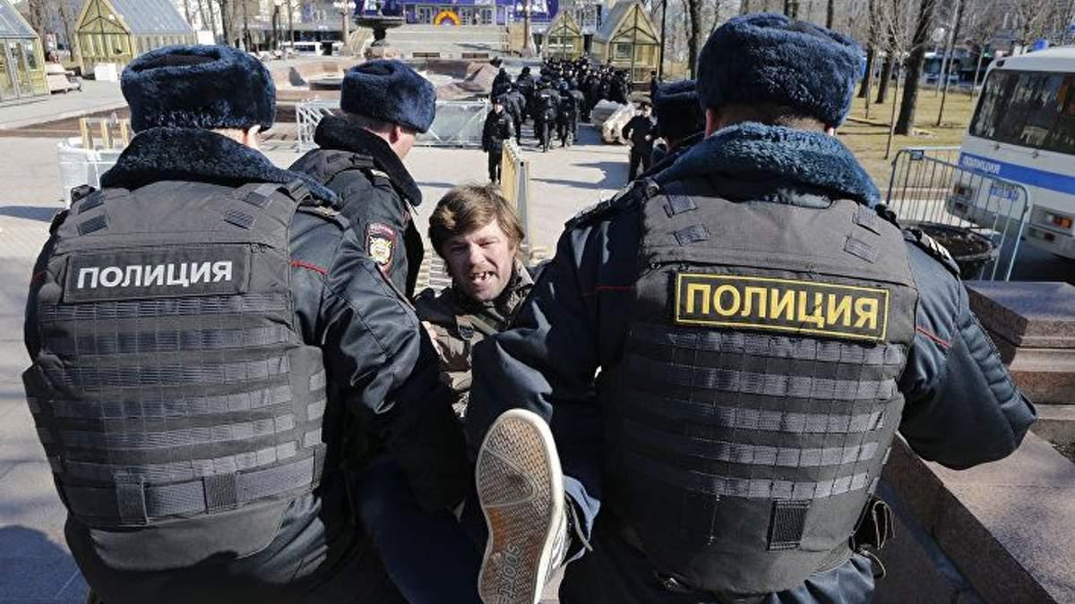 В РФ никогда не будет так, как в Украине – россиянам смелости не хватает