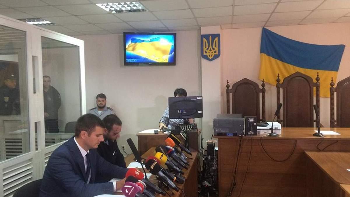 Виновнику ДТП в Одессе выбрали меру пресечения