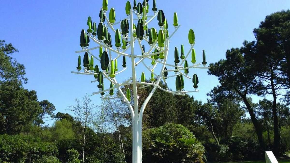 """WindTrees – штучні """"вітряні дерева"""", що виробляють електроенергію"""