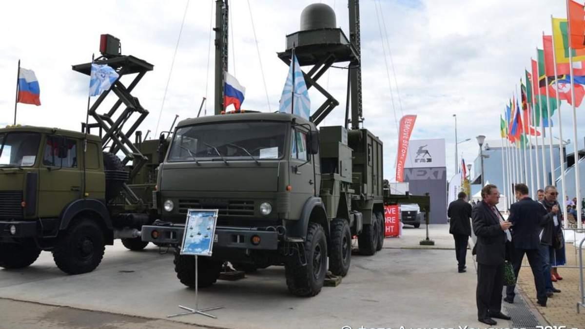 Россия ввела на Донбасс новейшее вооружение, – Bellingcat