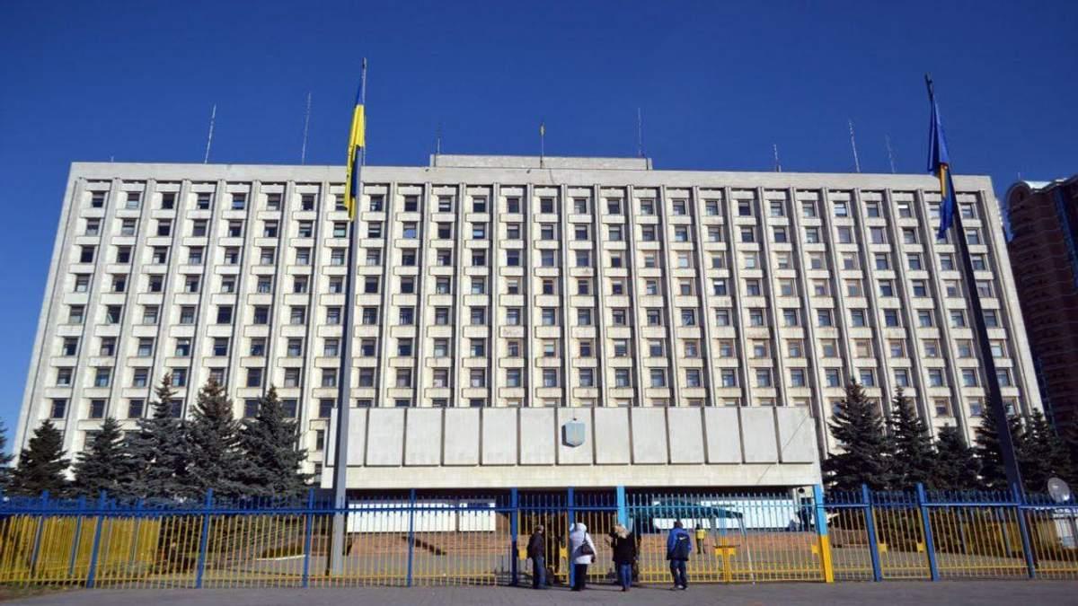 Будівля ЦВК України