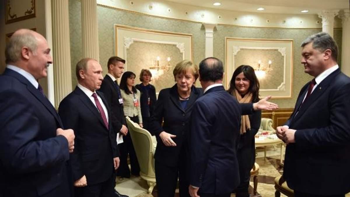 Чи повинна Україна дотримуватись мінських домовленостей