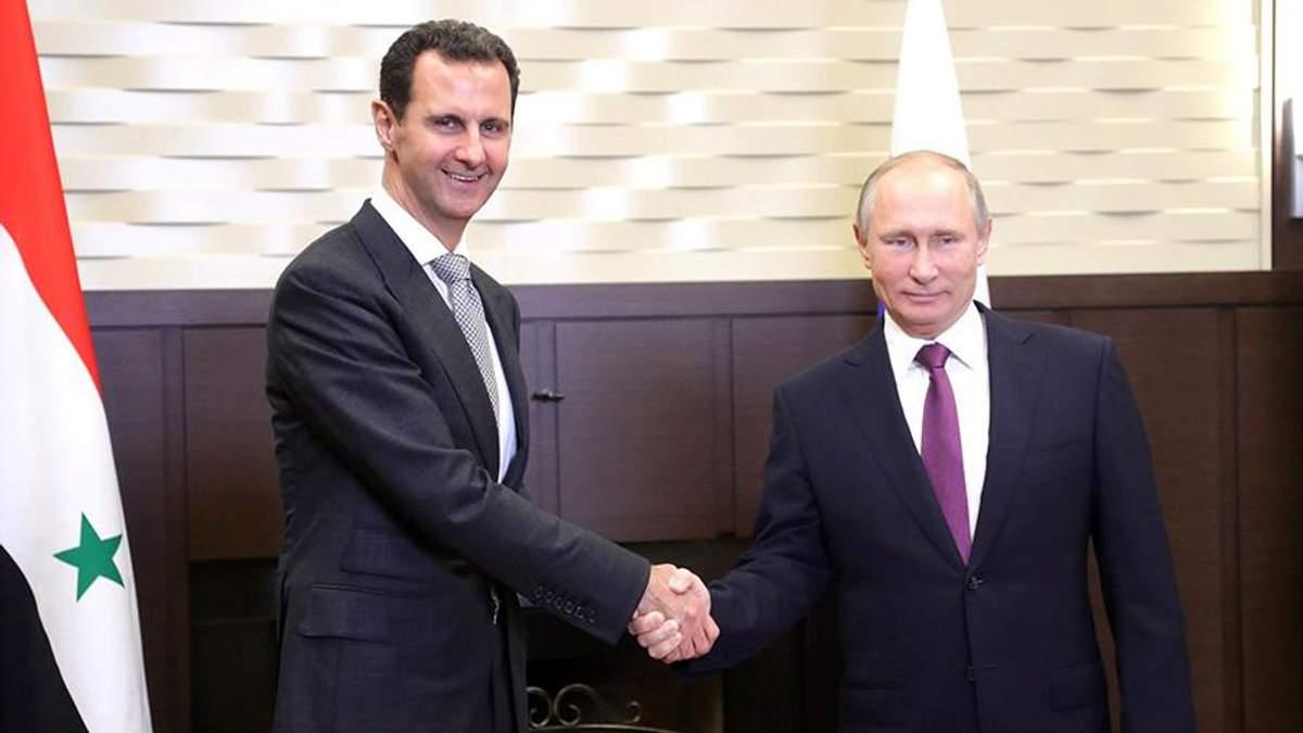 """США готовят для России """"тотальную экономическую изоляцию"""" в случае новой атаки в Сирии"""