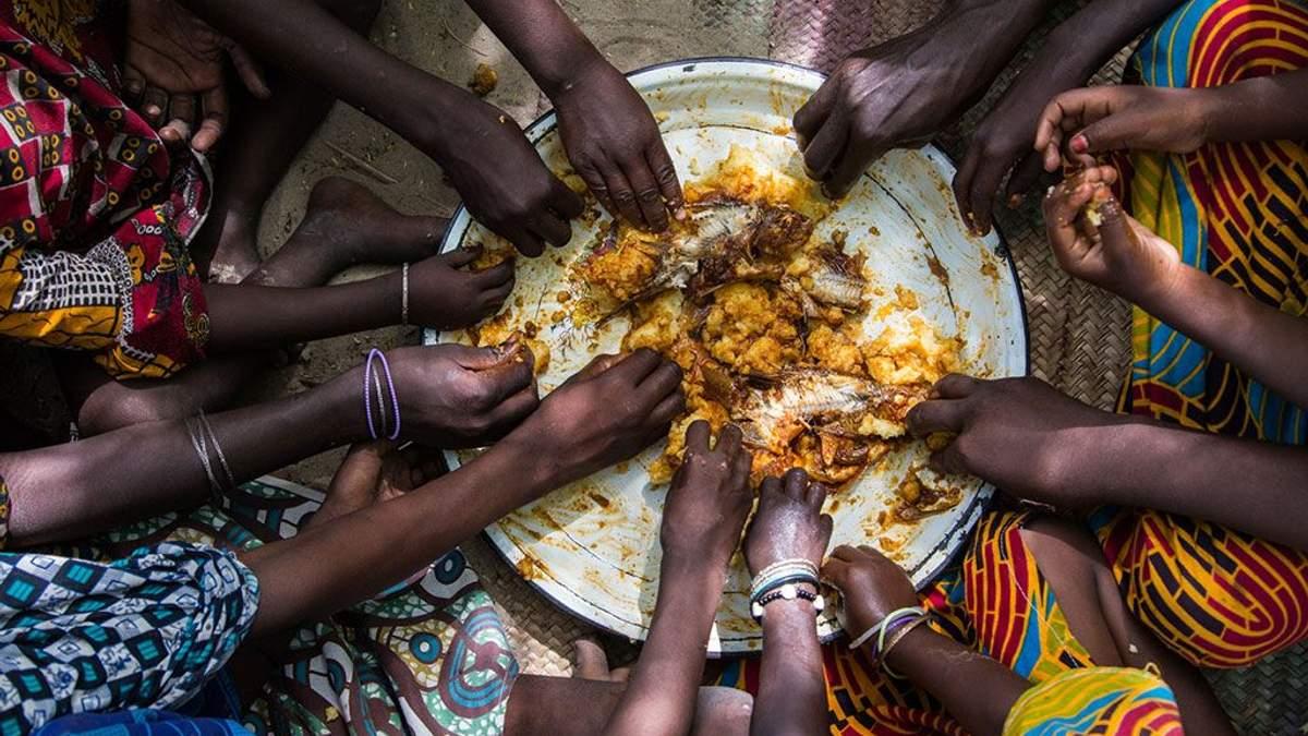 Каждый девятый житель Земли голодает, – ООН