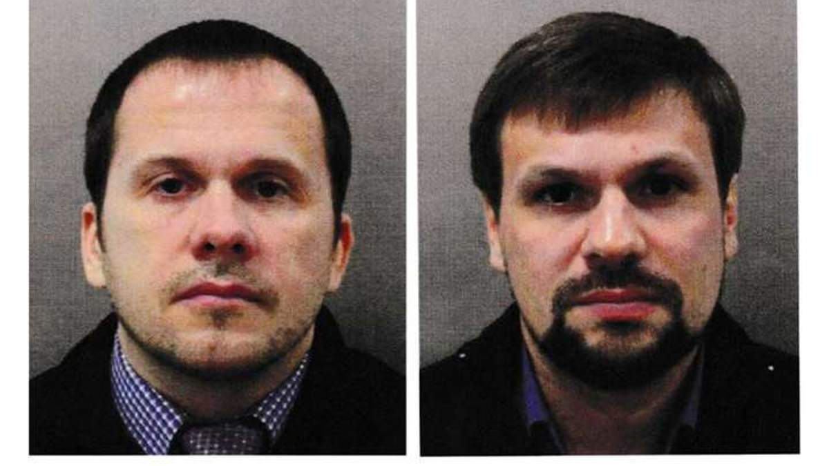 Отравление Скрипалей: Путин заявил, что в России нашли подозреваемых