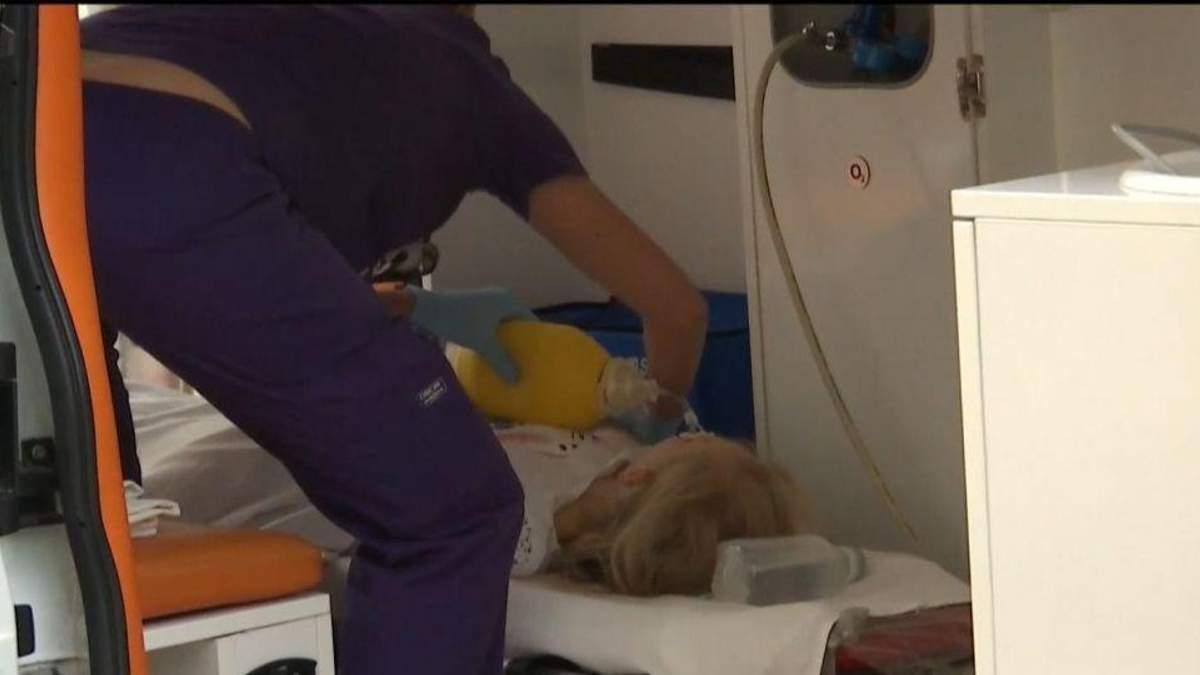 Отравление детей в лагере Славутич: умерла 8-летняя девочка