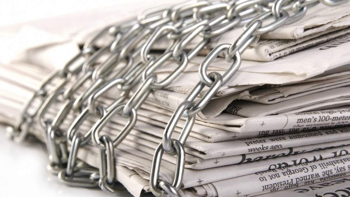 Свобода слова в Украине: какие нарушения встречаются чаще всего