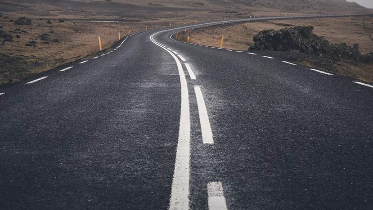 Мінрегіон пропонує ввести новий тип розмітки доріг