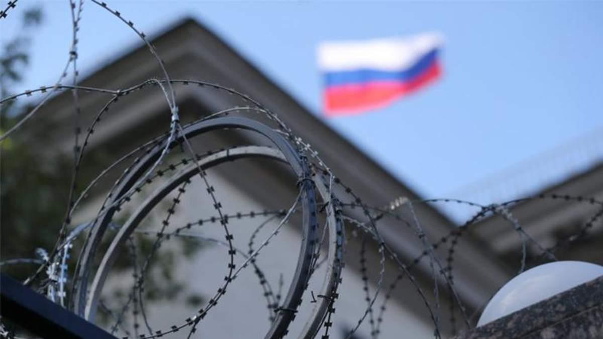 Евросоюз продлил персональные санкции против России