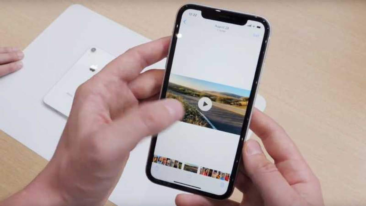 Презентация Apple 2018: видео новинок