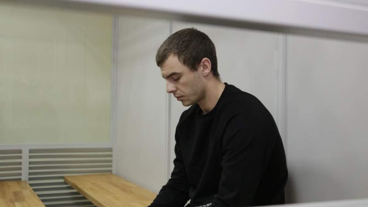 Подозреваемый Владимир Васянович