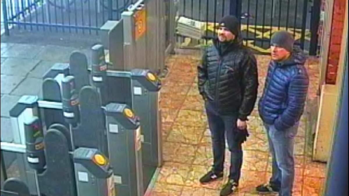 Підозрювані в отруєнні Скрипалів розповіли, навіщо їздили в Солсбері