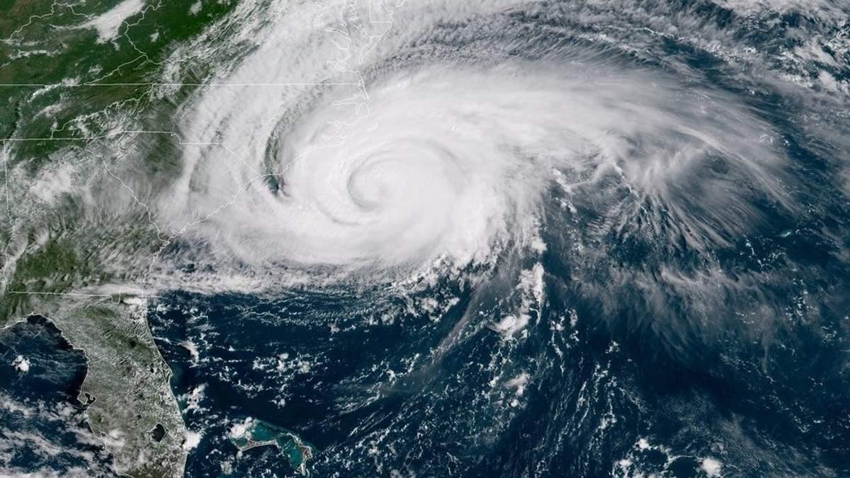 Ураган Флоренс - всі новини про ураган Флоренс в США