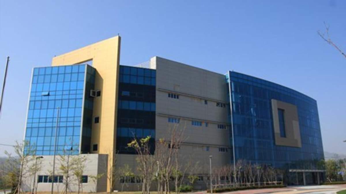 Спільний офіс обох Корей