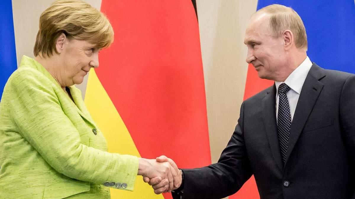 Послаблення санкцій проти Москви: Меркель назвала умову