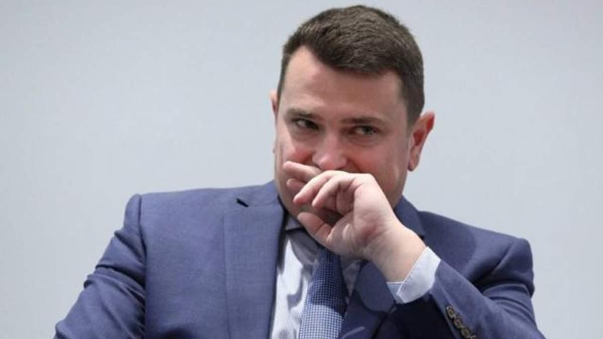 Дела ГПУ – пиар, НАБУ – просто работает: Сытник жестко ответил Луценко