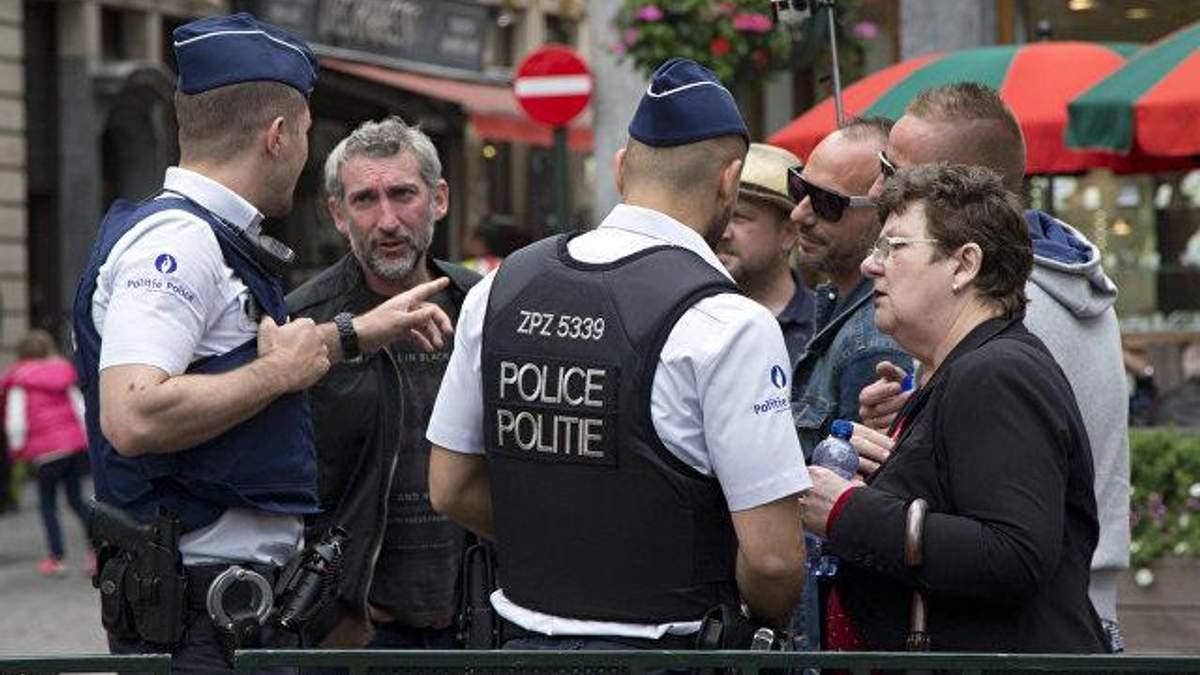 У центрі Брюсселя сталася стрілянина, є постраждалі