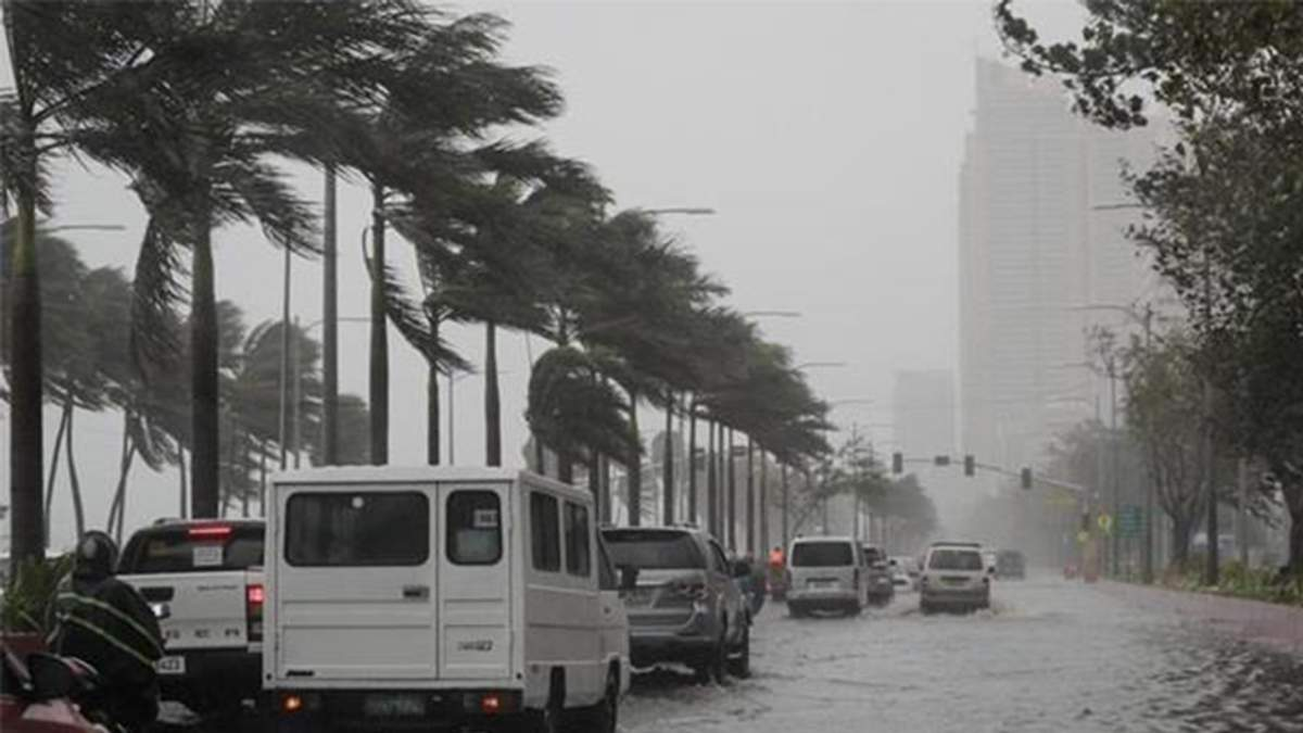 """Тайфун """"Мангхут"""" спричинив зсуви землі у Філіппінах: загинули 30 шахтарів"""