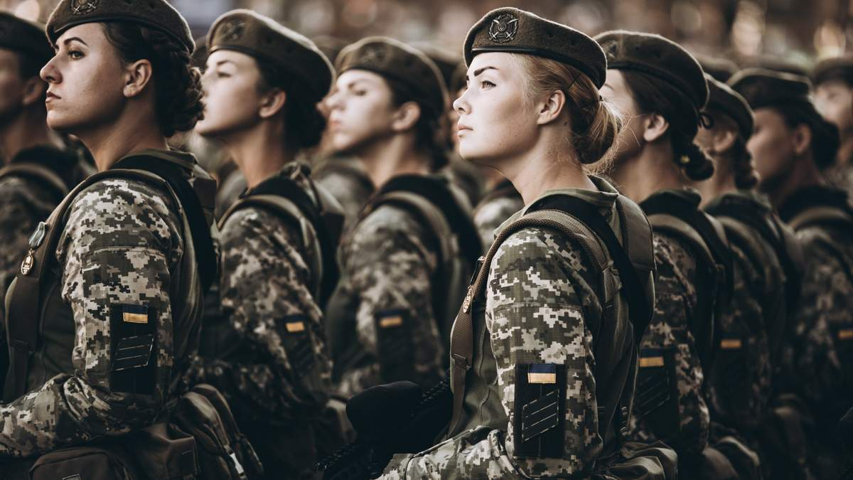 Це зміцнить українське військо: що передбачає новий закон про гендерну рівність в ЗСУ