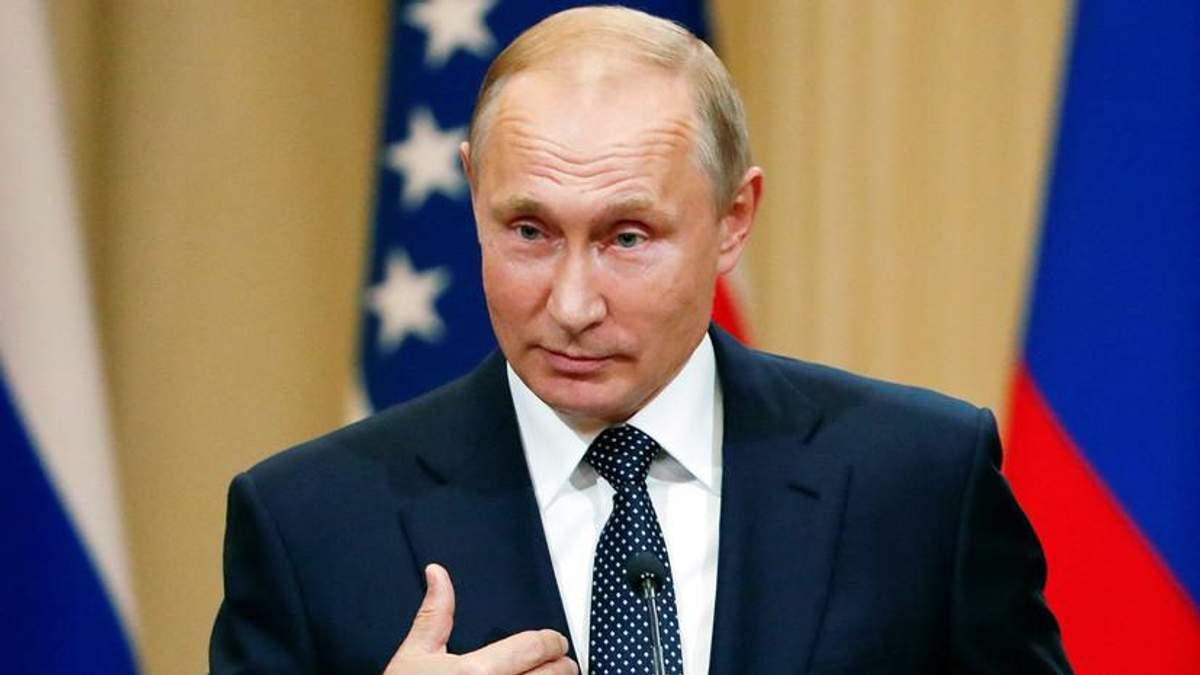 Путина должны огласить  в международный розыск: известны причины
