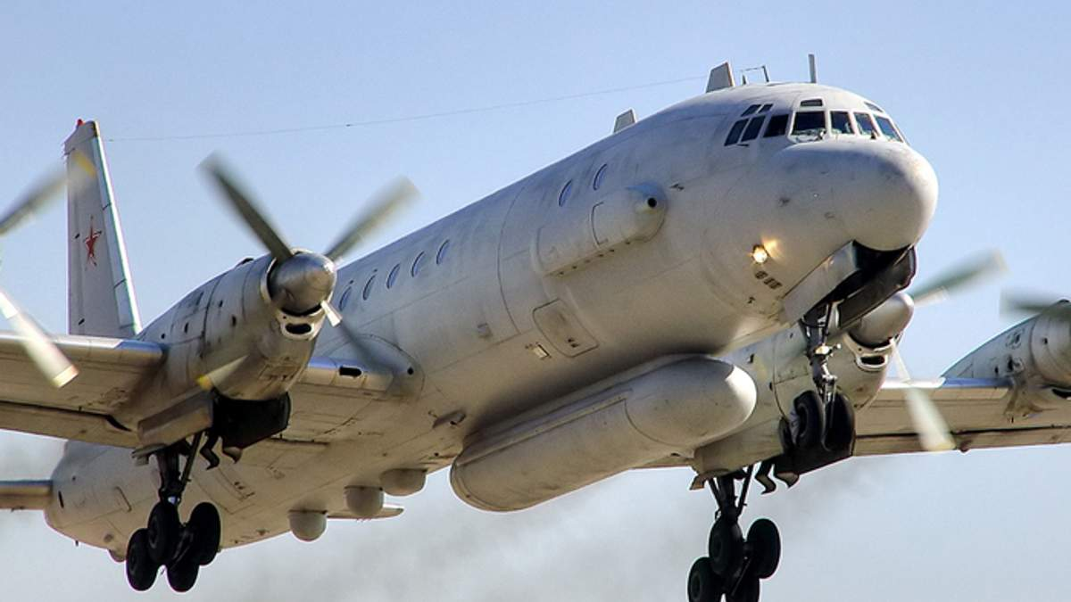 Ил 20 случайно сбили сирийские силы ПВО – СМИ