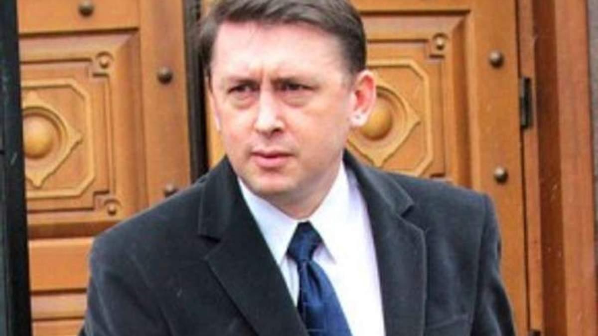 Кассетный скандал: суд арестовал имущество экс-майора Николая Мельниченко