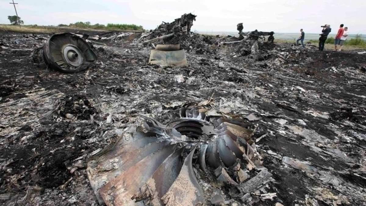 Україна відповіла фактами на звинувачення Росії у причетності до катастрофи МН17
