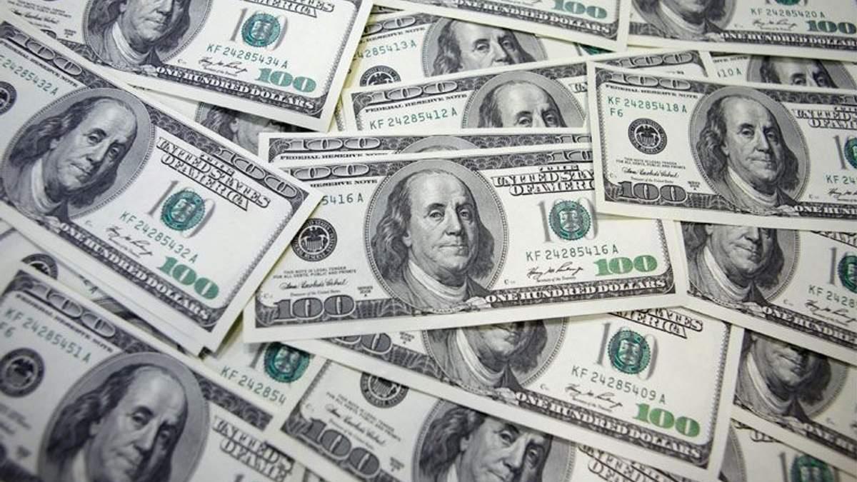 Бюджет-2019 в Украине: курс доллара заложили на уровне 29,4 гр