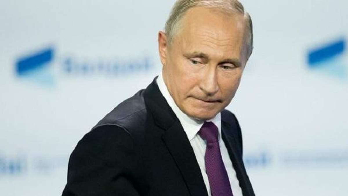 Наш ответ почувствуют все, – Путин о сбитии российского Ил-20 в Сирии