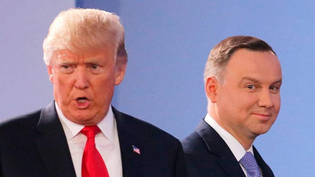 """""""Це не дуже хороша ситуація"""": Трамп прокоментував катастрофу з російським літаком Іл-20"""