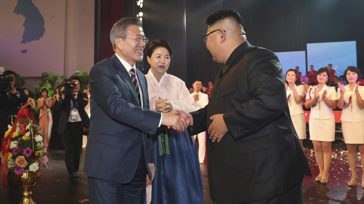 У Пхеньяні прошов Корейський саміт: лідери КНДР і Південної Кореї ухвалили низку рішень