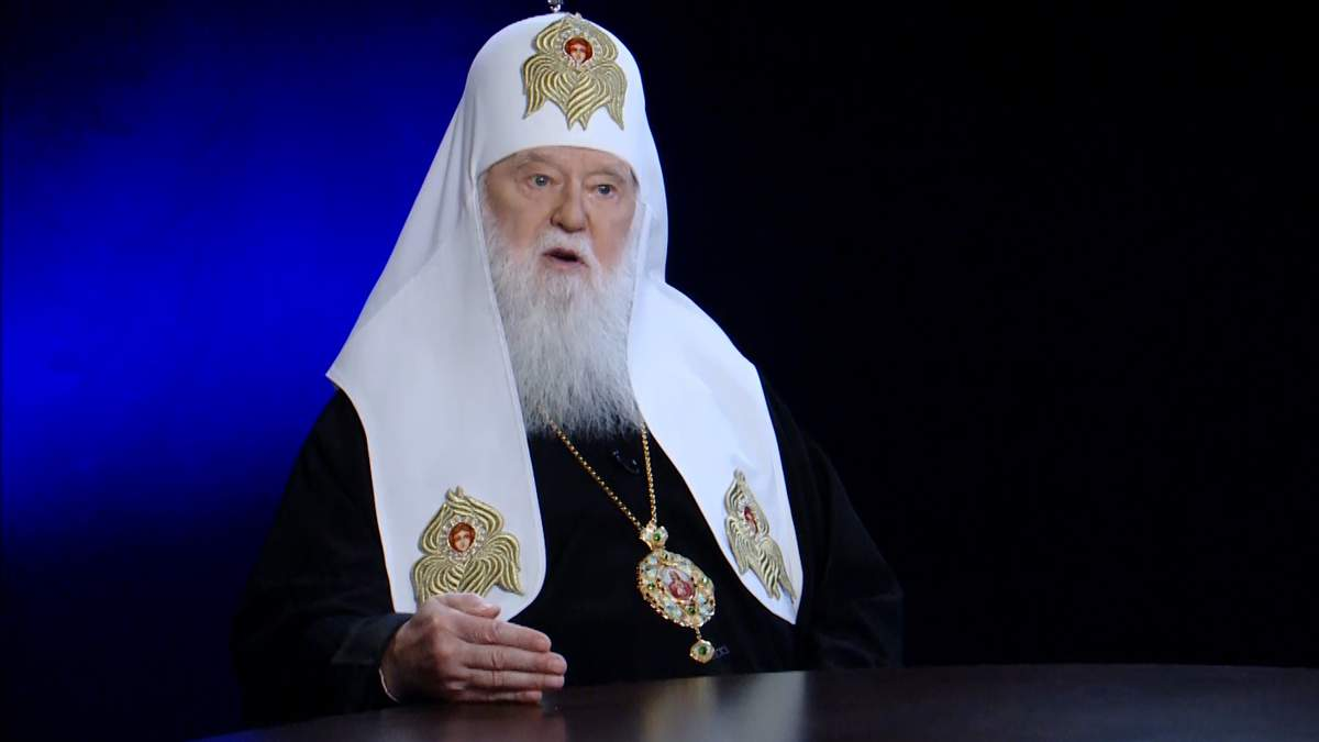 Томос Україна отримає, почався незворотній процес, – Філарет