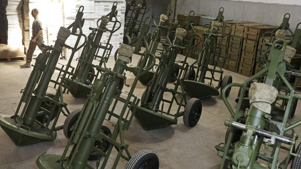 Военная прокуратура засекретила результаты экспертизы по делу о взрыве миномета на Ровненщине