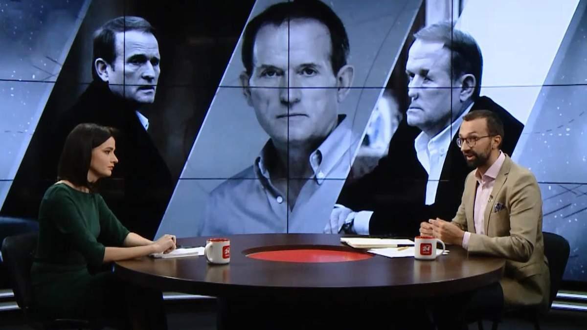 Возвращение Медведчука в политику: чем он опасен