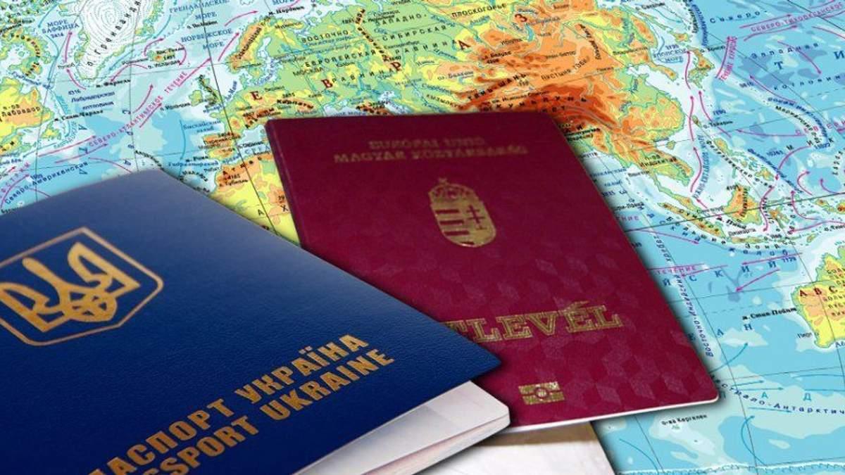 Скандал с венгерскими паспортами на Закарпатье появились новые детали