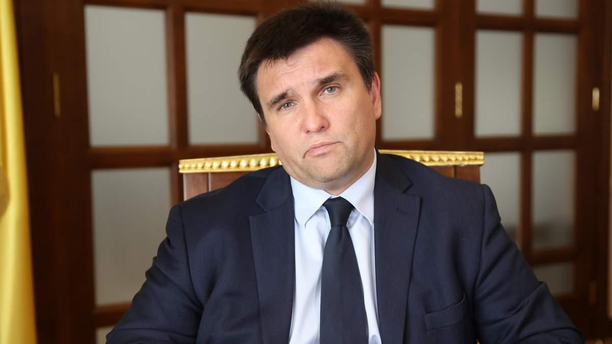Россия работает среди нацменьшинств не только на Закарпатье, – Климкин