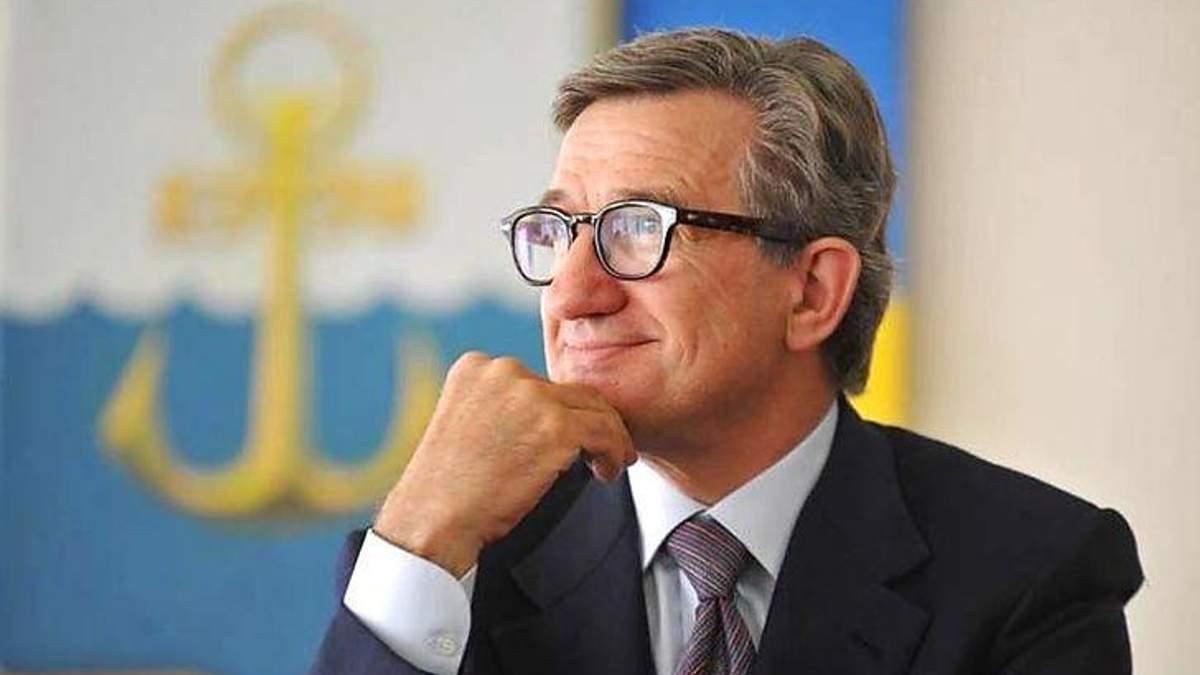 Тарута будет баллотироваться на виборах президента Украины