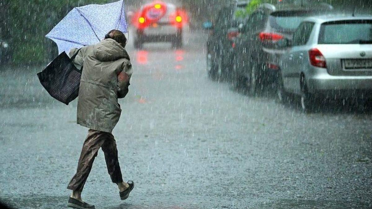 24 вересня в Україні оголосили штормове попередження