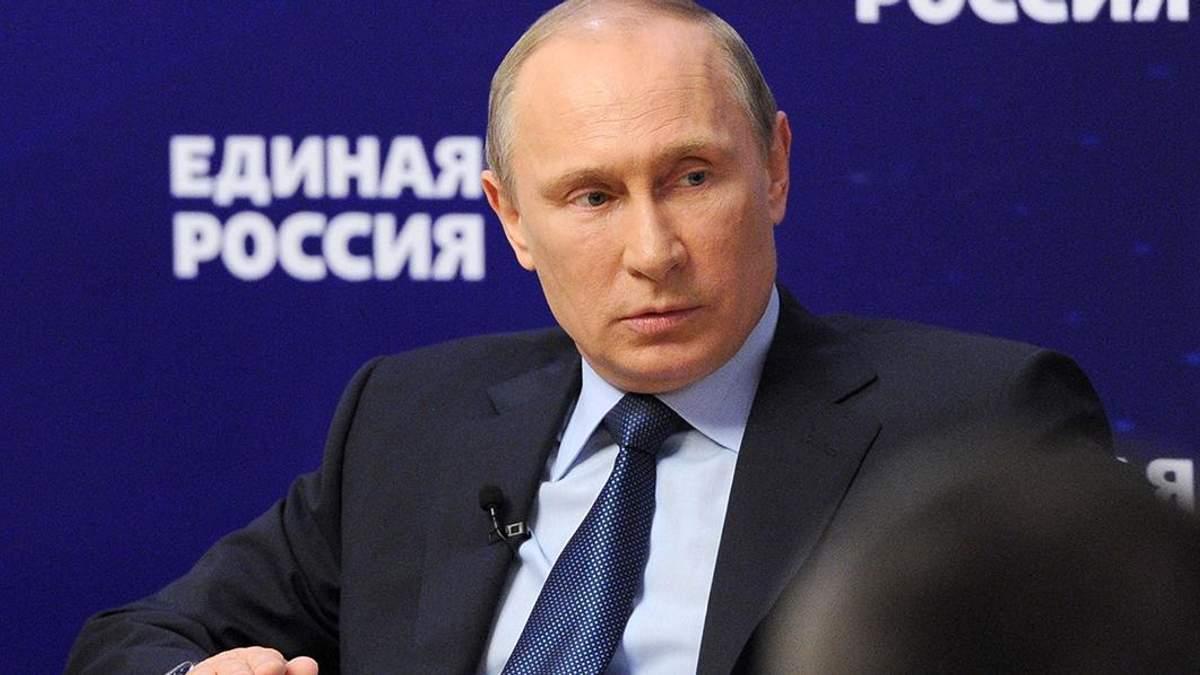 """Почему Путин """"облажался"""" с партией """"Единая Россия"""" на выборах: неожиданные причины"""
