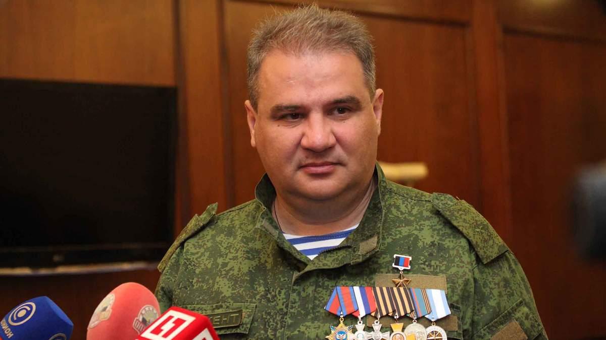 "Соратник убитого Захарченко ""Ташкент"""